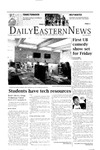 Daily Eastern News: August 24, 2017