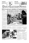 Daily Eastern News: August 29, 2017 by Eastern Illinois University
