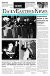 Daily Eastern News: December 04, 2017