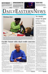 Daily Eastern News: December 06, 2017 by Eastern Illinois University