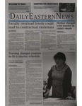 Daily Eastern News: December 08, 2017 by Eastern Illinois University