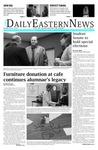 Daily Eastern News: January 12, 2017 by Eastern Illinois University