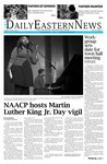 Daily Eastern News: January 17, 2017 by Eastern Illinois University