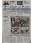 Daily Eastern News: November 01, 2017 by Eastern Illinois University