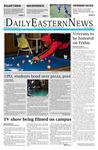 Daily Eastern News: November 08, 2017