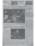 Daily Eastern News: November 09, 2017 by Eastern Illinois University