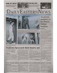 Daily Eastern News: November 10, 2017 by Eastern Illinois University