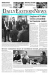 Daily Eastern News: November 13, 2017 by Eastern Illinois University