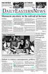 Daily Eastern News: November 14, 2017