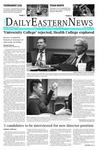 Daily Eastern News: November 27, 2017