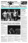 Daily Eastern News: November 28, 2017 by Eastern Illinois University