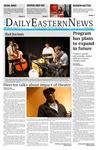 Daily Eastern News: November 29, 2017 by Eastern Illinois University