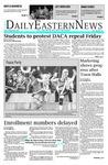 Daily Eastern News: September 08, 2017