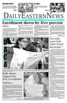 Daily Eastern News: September 11, 2017