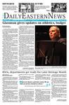 Daily Eastern News: September 15, 2017