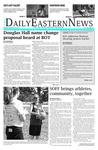 Daily Eastern News: September 25, 2017
