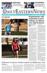 Daily Eastern News: April 13, 2018 by Eastern Illinois University