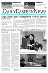 Daily Eastern News: April 17, 2018 by Eastern Illinois University