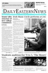 Daily Eastern News: August 22, 2018 by Eastern Illinois University