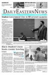 Daily Eastern News: August 23, 2018 by Eastern Illinois University