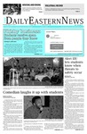 Daily Eastern News: August 27, 2018 by Eastern Illinois University