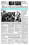Daily Eastern News: August 29, 2018 by Eastern Illinois University