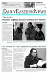 Daily Eastern News: February 02, 2018 by Eastern Illinois University