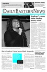 Daily Eastern News: February 06, 2018 by Eastern Illinois University