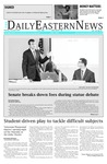Daily Eastern News: February 08, 2018 by Eastern Illinois University