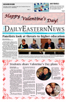 Daily Eastern News: February 14, 2018 by Eastern Illinois University