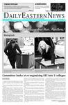 Daily Eastern News: January 08, 2018