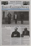 Daily Eastern News: January 10, 2018 by Eastern Illinois University