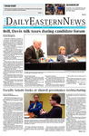 Daily Eastern News: March 07, 2018 by Eastern Illinois University