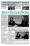 Daily Eastern News: March 09, 2018