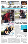 Daily Eastern News: March 27, 2018 by Eastern Illinois University