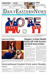 Daily Eastern News: November 05, 2018 by Eastern Illinois University
