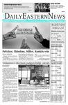 Daily Eastern News: November 07, 2018 by Eastern Illinois University