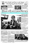 Daily Eastern News: November 16, 2018