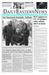 Daily Eastern News: November 26, 2018 by Eastern Illinois University