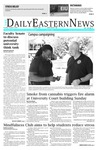 Daily Eastern News: October 02, 2018 by Eastern Illinois University