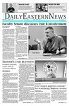 Daily Eastern News: October 03, 2018 by Eastern Illinois University