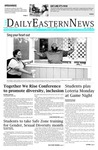 Daily Eastern News: October 09, 2018 by Eastern Illinois University