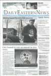 Daily Eastern News: December 02, 2019 by Eastern Illinois University