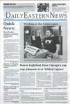 Daily Eastern News: December 03, 2019 by Eastern Illinois University