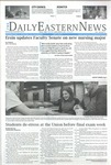 Daily Eastern News: December 04, 2019 by Eastern Illinois University