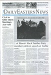Daily Eastern News: December 05, 2019 by Eastern Illinois University