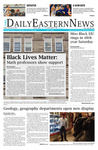 Daily Eastern News: February 22, 2019 by Eastern Illinois University