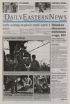 Daily Eastern News: March 25, 2019 by Eastern Illinois University