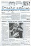 Daily Eastern News: November 04, 2019 by Eastern Illinois University