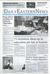 Daily Eastern News: November 07, 2019 by Eastern Illinois University
